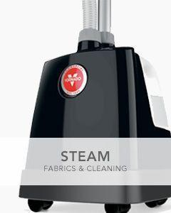 Steam — Fabrics and Cleaning