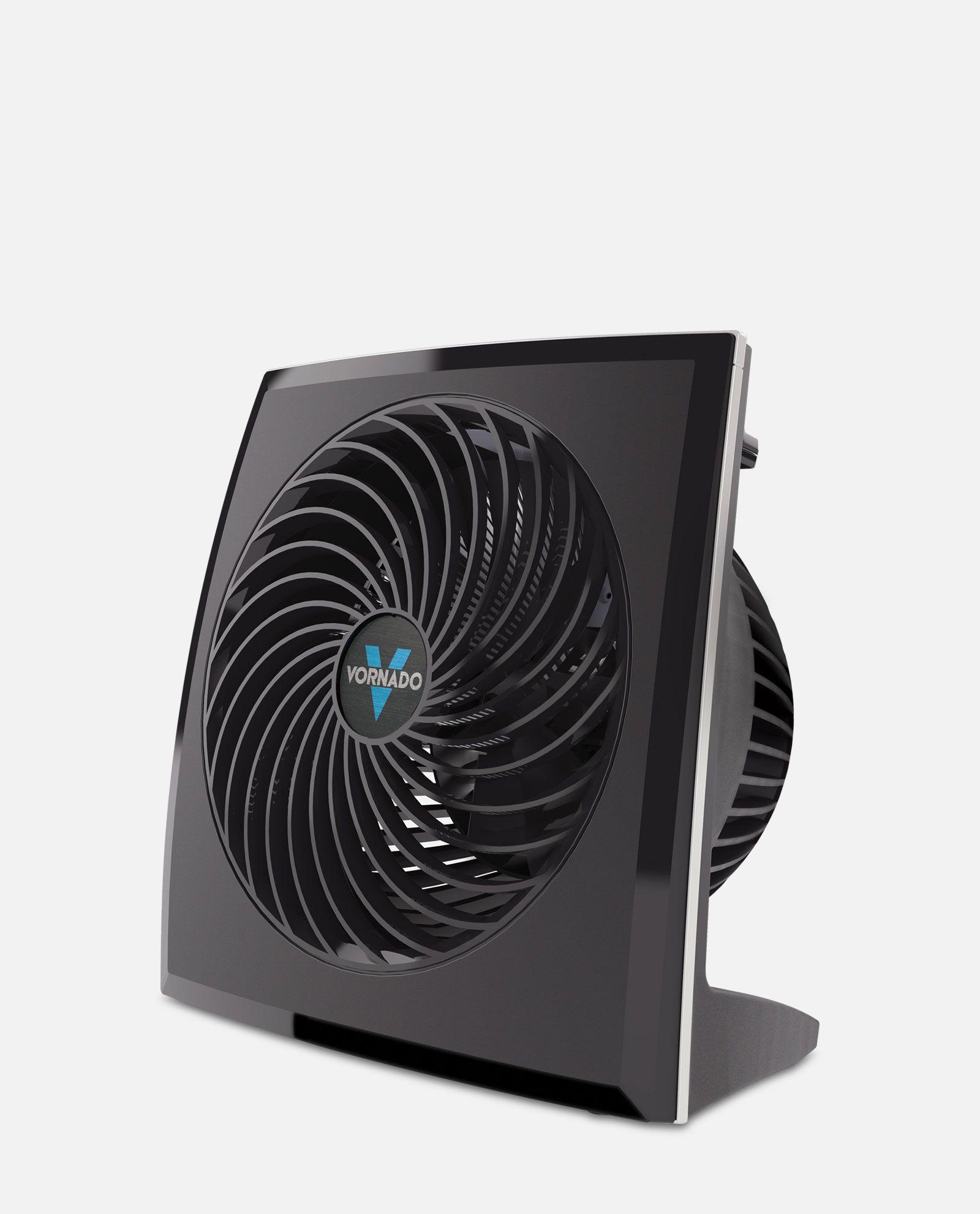 Small Air Circulating Fans : Small panel air circulator vornado