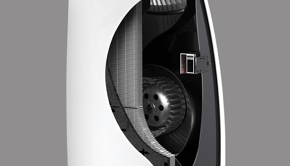 AC550 Cutaway