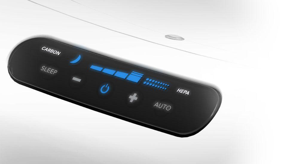 AC550 New Controls