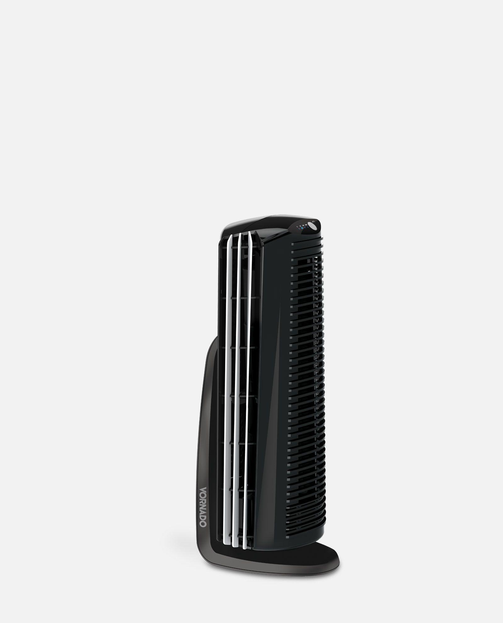 Vornado Tower Circulator : Duo compact tower circulator vornado