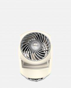Vornado Flippi V6 Vintage White Personal Air Circulator Controls