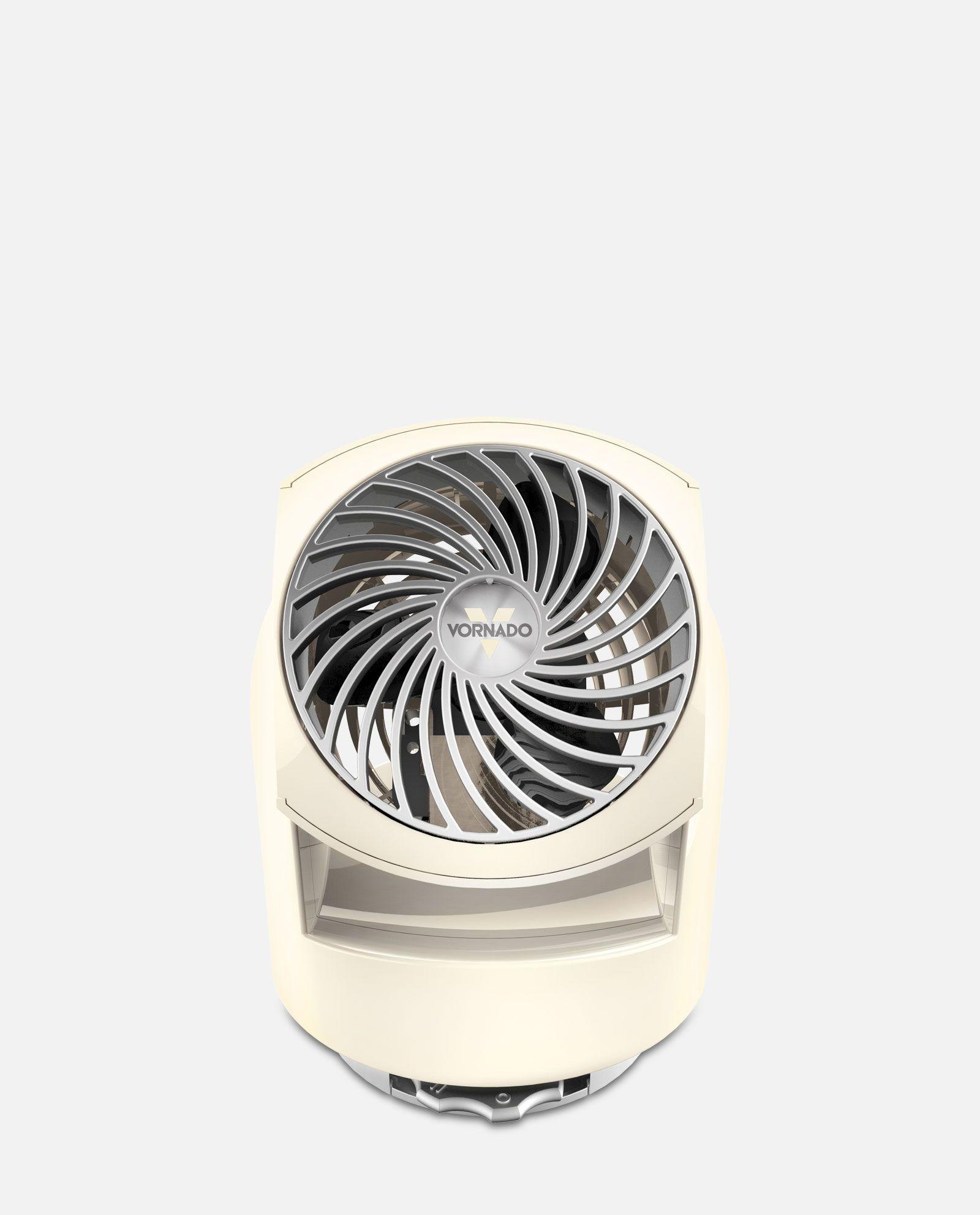 Flippi v6 personal air circulator vornado for Air circulation fans home