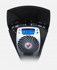 Vornado Ultra1 Ultrasonic Humidifier Controls