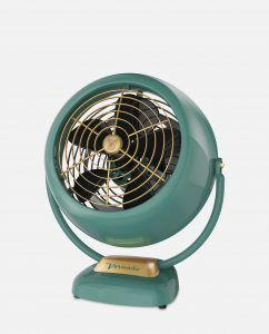 VFAN Green Vintage Air Circulator