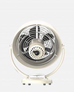 Vornado VFAN Vintage White Vintage Air Circulator Controls