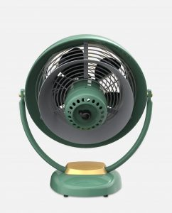 Vornado VFAN Sr. Vintage Air Circulator Green Controls