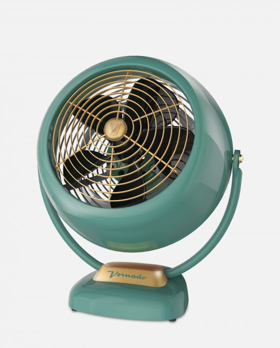 Vfan sr vintage air circulator vornado for Air circulation fans home