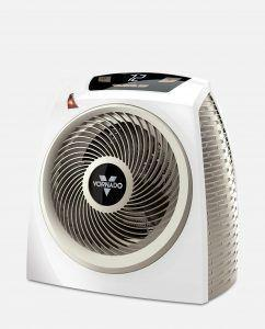 Vornado AVH10 Ice White Whole Room Heater with Auto Climate