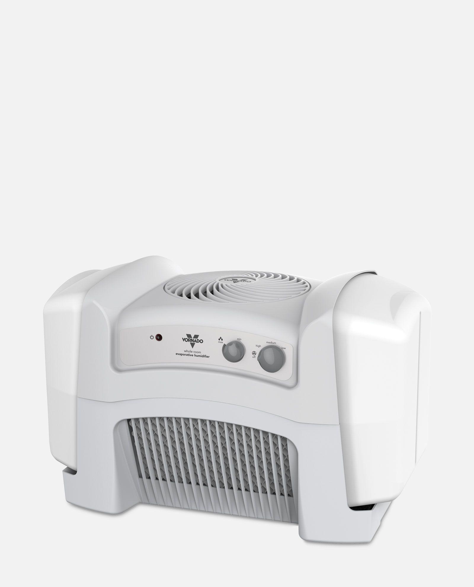 Evap40 evaporative humidifier vornado for Living room humidifier