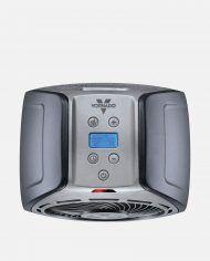 Vornado TVH500 Charcoal Whole Room Metal Heater Controls
