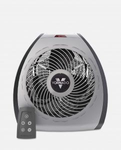 Vornado TVH500 Charcoal Whole Room Metal Heater