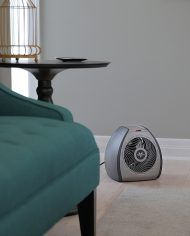 Vornado TVH500 Charcoal Whole Room Metal Heater Lifestyle