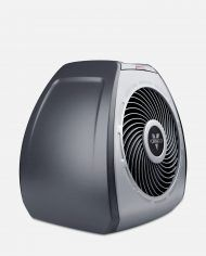 Vornado TVH500 Charcoal Whole Room Metal Heater Side