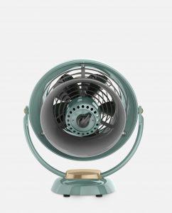 Vornado VFAN Jr. Green Vintage Air Circulator Controls