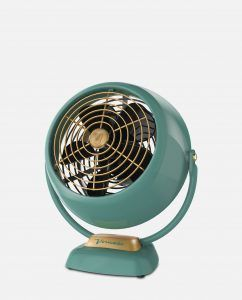 Vornado VFAN Jr. Green Vintage Air Circulator