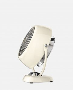 Vornado VFAN Jr. White Vintage Air Circulator Side