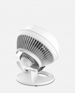 Vornado 460 White Small Air Circulator  Controls