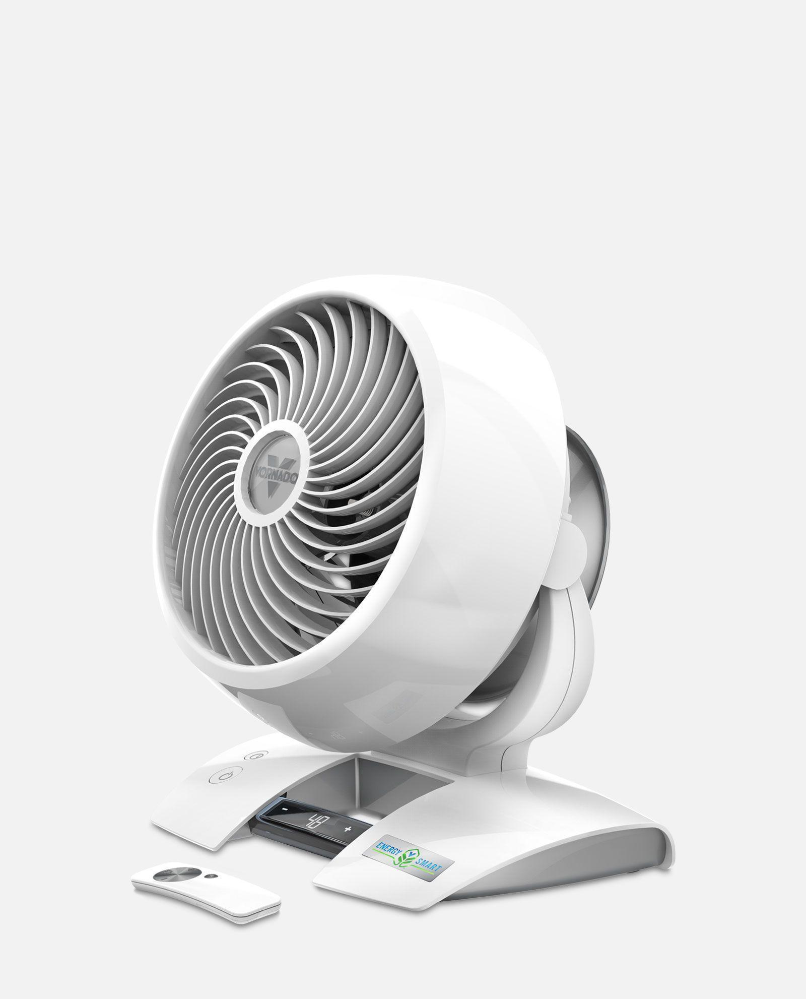 5303dc energy smart small air circulator vornado for Air circulation fans home