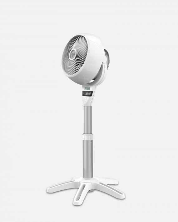 Home Air Circulator : Dc energy smart medium pedestal air circulator vornado
