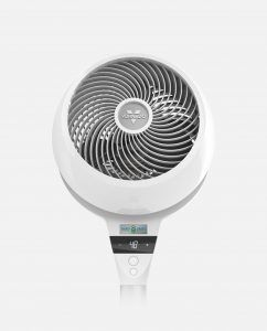 Vornado 6803DC Energy Smart Medium Pedestal Air Circulator Control