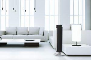 Vornado NGT33DC Energy Smart 33″ Tower Circulator LIfestyle