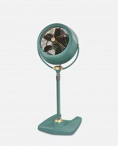 Vornado VFAN Sr. Pedestal Vintage Air Circulator Green