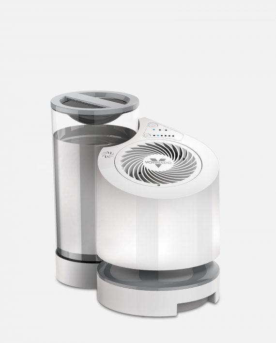 Vortex Air Purifier And Humidifier : Ev evaporative humidifier vornado