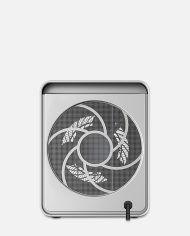 Vornado VMH10 Personal Metal Heater Back