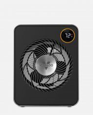 Vornado VMH600 Whole Room Stainless Steel Heater with Auto Climate Front