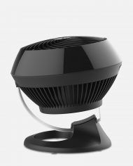 Vornado 560 Medium Air Circulator Black Multidirectional