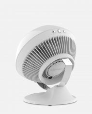 Vornado 560 Medium Air Circulator White Back Angle