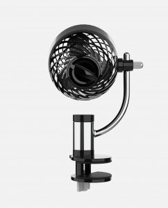 Vornado PIVOT Clip Personal Air Circulator Black Back