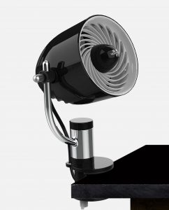 Vornado PIVOT Clip Personal Air Circulator Black