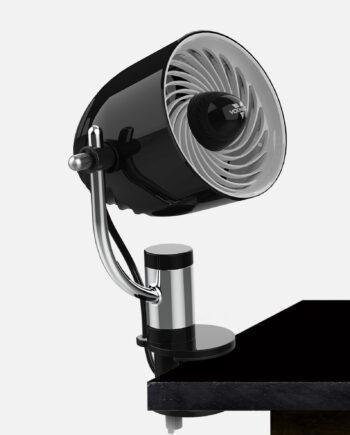Vornado PIVOT Clip Personal Air Circulator Black