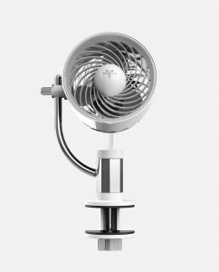 Vornado PIVOT Clip Personal Air Circulator White Front