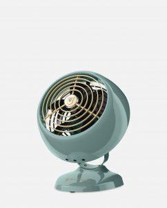 Vornado VFAN Mini Classic Vintage Air Circulator Green