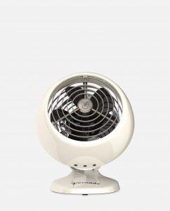 Vornado VFAN Mini Classic Vintage Air Circulator Vintage White Front