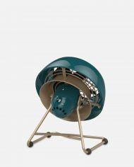 Vornado VFAN Mini Modern Vintage Air Circulator Teal Control