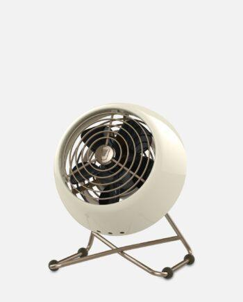 Vornado VFAN Mini Modern Vintage Air Circulator Vintage White