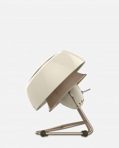 Vornado VFAN Mini Modern Vintage Air Circulator Vintage White Side