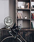 Vornado Silver Swan S Vintage Oscillating Fan Lifestyle