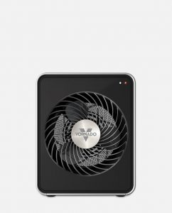 Vornado VMH10 Personal Metal Heater Black Front
