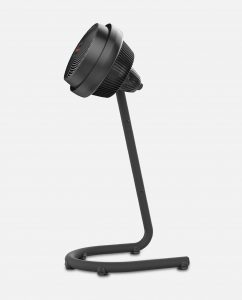 Vornado 693 Medium Stand Air Circulator Side