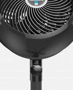 Vornado 7803 Large Pedestal Air Circulator Controls