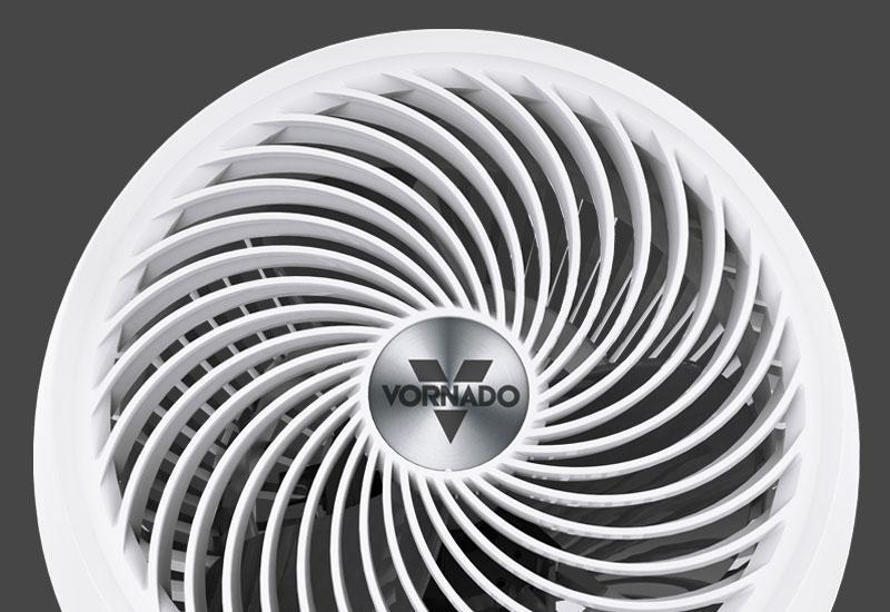 533dc energy smart small air circulator \u2013 vornadomore power than ever before