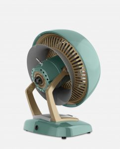 Vornado VHEAT Whole Room Vintage Heater Green Controls