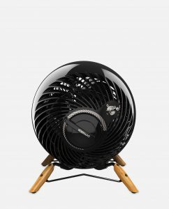 Vornado Glide Heat Whole Room Heater Controls