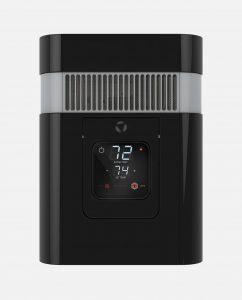 Vornado IR405 Whole Room Infrared Heater Controls