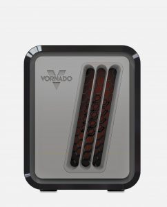 Vornado IR405 Whole Room Infrared Heater Front